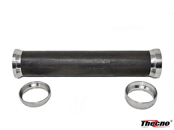 Cod:TS45-S-200 - TUBO STERZO INTEGRATO CROMOLY PER SERIE STERZO 45 TS45-S-200 - Thecnoline